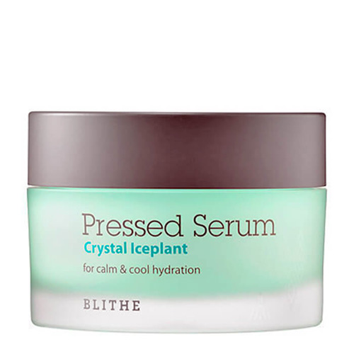 Blithe Pressed Serum Crystal Ice Plant
