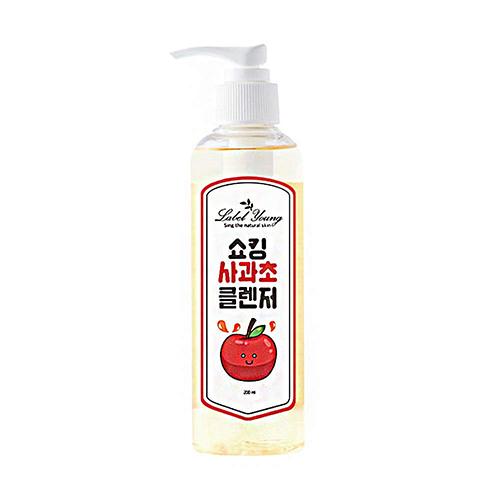 Тоник для умывания с яблочным уксусом Label Young Shocking Apple Vinegar Cleanser футболка lin show 370