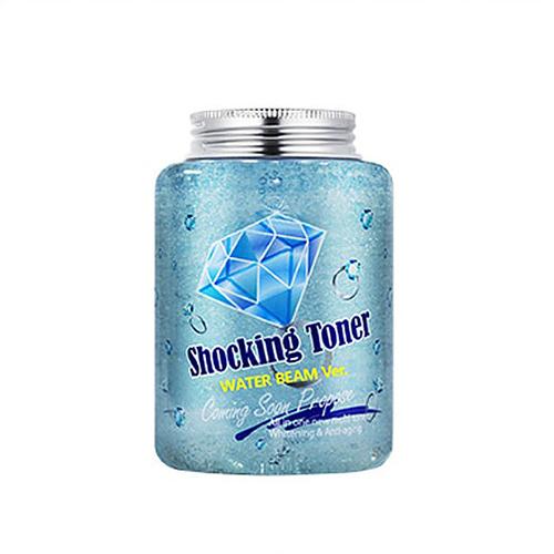 Экстраувлажняющая ампула Label Young Shocking Toner Water Beam Ver успокаивающее мыло для тела ручной работы label young shocking body bar calming ver