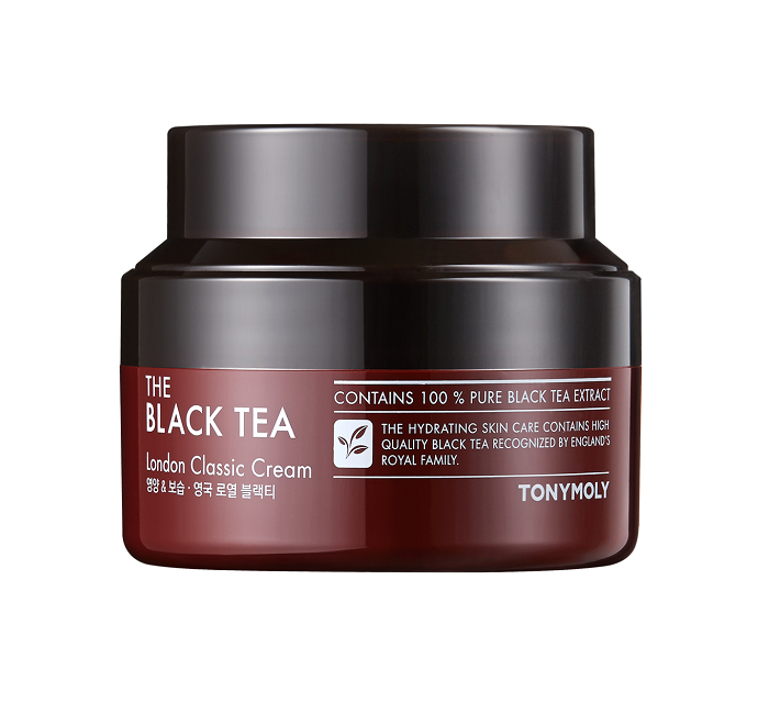 Антиоксидантный крем с черным чаем Tony Moly The Black Tea London Classic Cream tony moly крем с экстрактом зеленого чая the chok chok green tea watery cream 60 мл