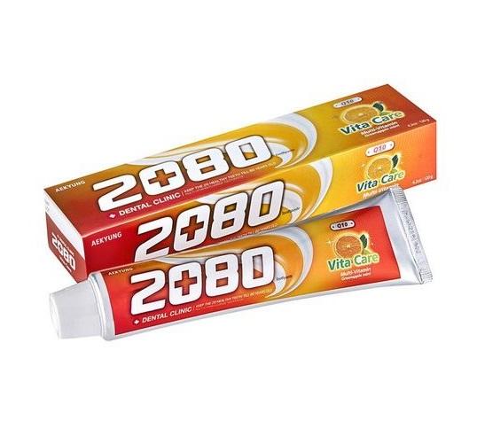 Мультивитаминная зубная паста Kerasys DC 2080 Vita Care мультивитаминная зубная паста kerasys dc 2080 vita care