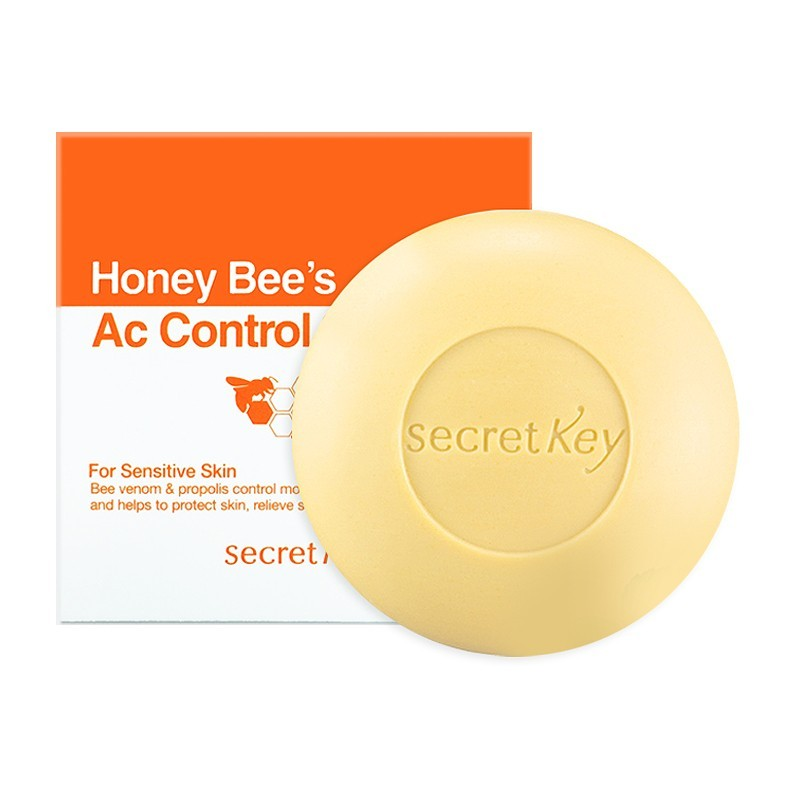 Secret Key Honey Bee AC Control Soap