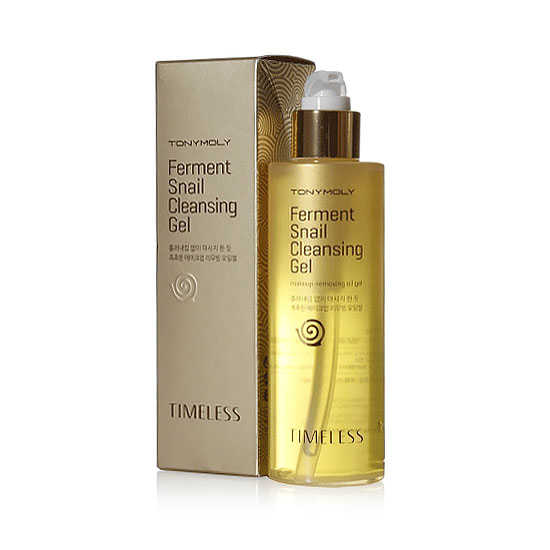 Очищающий улиточный гель Tony Moly Timeless Ferment Snail Cleansing Gel
