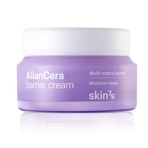 Крем для лица с керамидами Skin79 Allancera Barrier Cream тональный крем the saem porcelain skin bb cream spf30 ра 02
