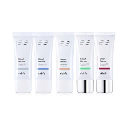Линейка многофункциональных BB кремов Skin79 Smart Derma Mild BB сет из трех bb кремов skin79 super plus bb cream best 3 set
