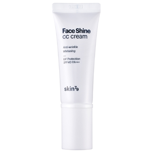 CC крем с эффектом сияния Skin79 Face Shine CC Cream