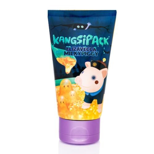 Очищающая маска с золотом Elizavecca Milky Piggy Kangsipack универсальный крем с маслом дерева ши elizavecca milky piggy shea butter 100%