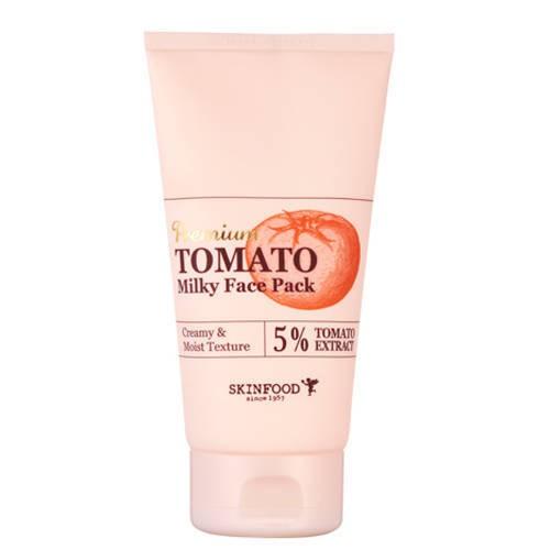 Осветляющая томатная маска SKINFOOD Premium Tomato Milky Face Pack milky chance warsaw
