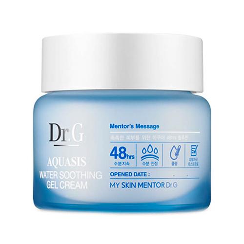 Эффективно увлажняющий крем-гель с успокаивающим эффектом Dr.G Aquasis Water Soothing Gel Cream крем гель для проблемной кожи mizon acence blemish control soothing gel cream