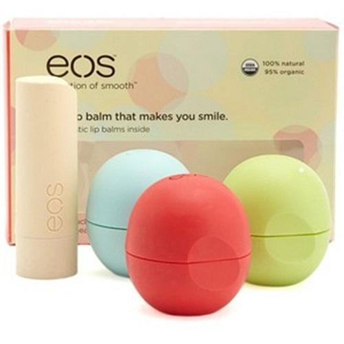 Набор из 4-х бальзамов для губ EOS EOS Smooth Lip Balm 4 Multipack