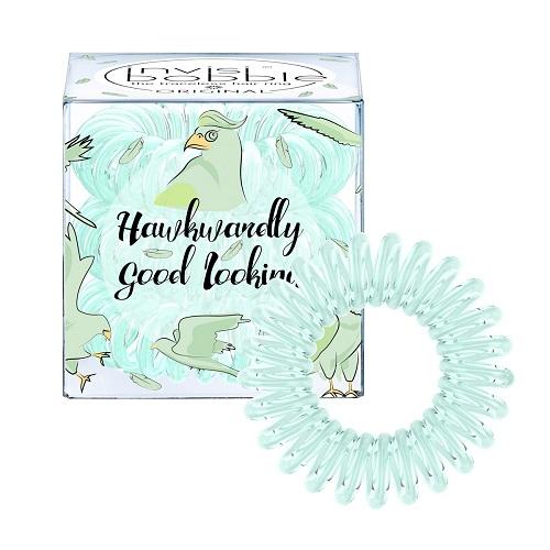 Набор больших резинок-браслетов для волос Invisibobble Power Hawkwardly Good Looking