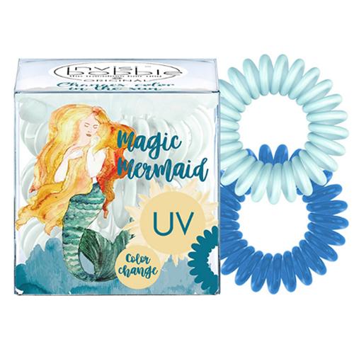 Бирюзовая резинка для волос, меняющая цвет на солнце Invisibobble Magic Mermaid Ocean Tango футболка print bar мужик илья