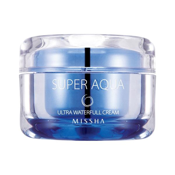 крем для лица Missha Super Aqua Ultra Waterfull Cream