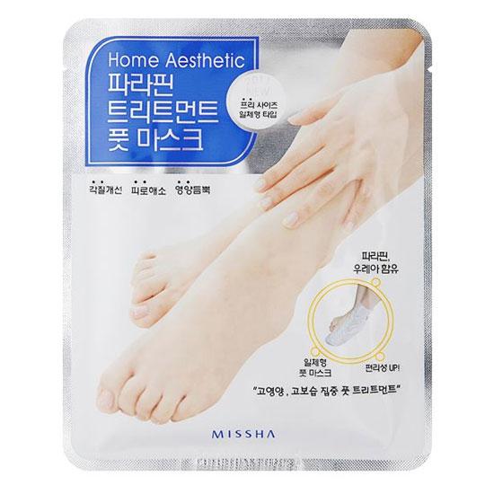 Missha Home Esthetic Paraffin Treatment Foot Mask