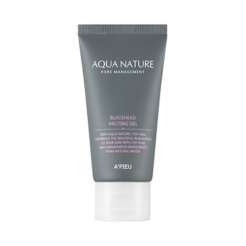Очищающий тающий гель A'Pieu Aqua Nature Blackhead Melting Gel