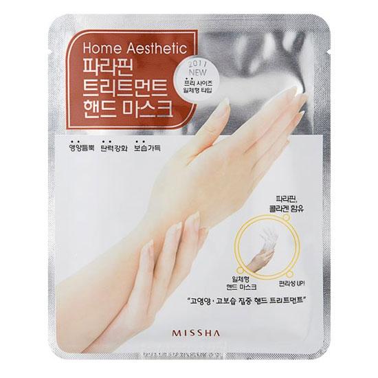 Парафиновая маска для рук Missha Home Esthetic Paraffin Treatment Hand Mask
