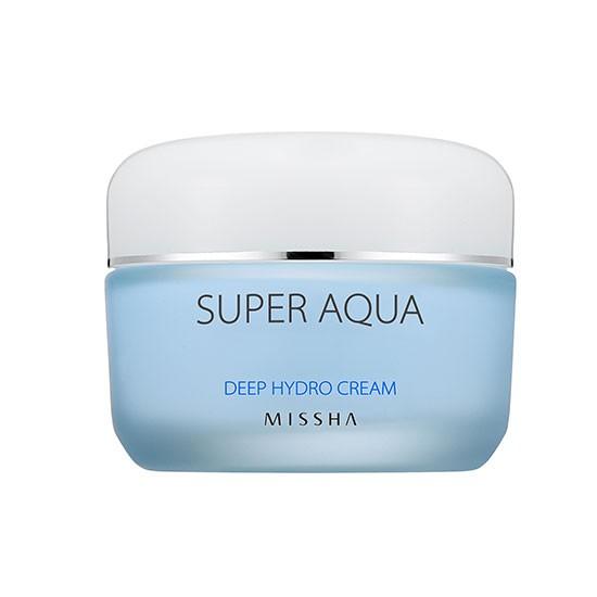 Глубокоувлажняющий крем Missha Super Aqua Deep Hydro Cream