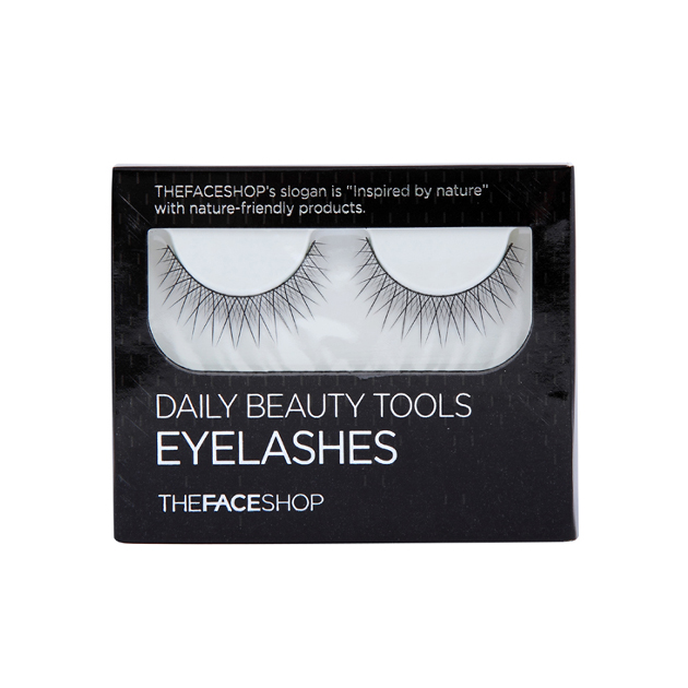 Накладные ресницы The Face Shop Daily Beauty Tools Pro Eyelash daniel woodroffe the beauty shop