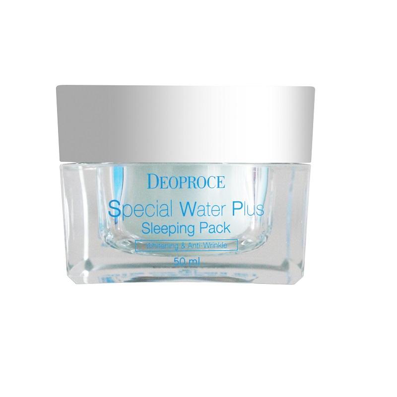Интенсивно увлажняющая ночная маска Deoproce Special Water Plus Sleeping Pack