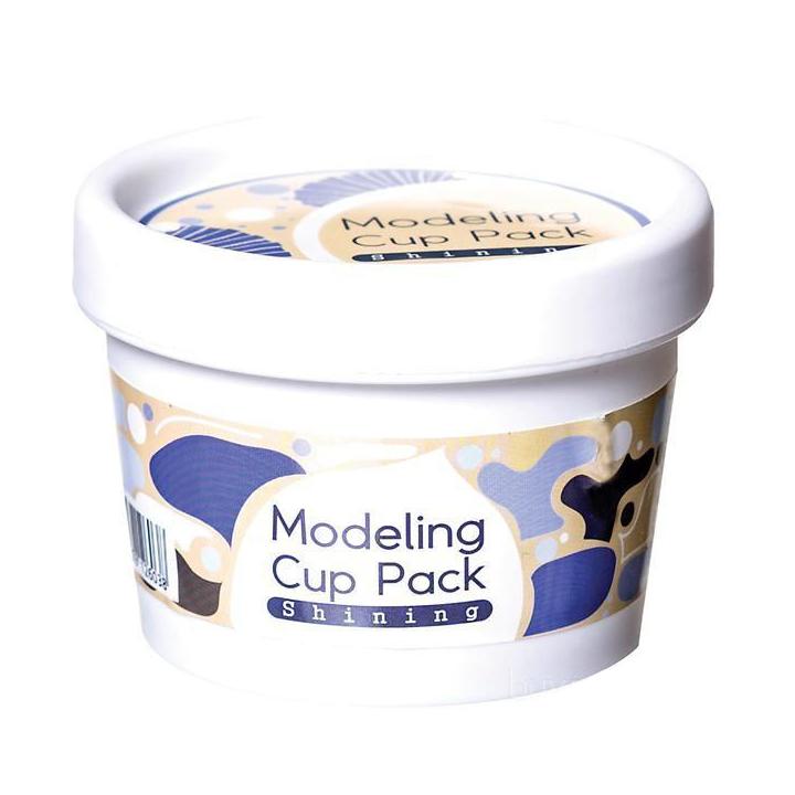 Альгинатная маска для лица с жемчугом Inoface Shining Modeling Cup Pack альгинатная маска для лица с хлореллой inoface chlorella modeling cup pack