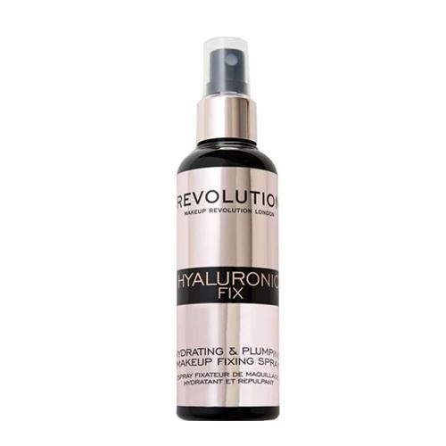 Спрей для фиксации макияжа с гиалуроновой кислотой MakeUp Revolution Makeup Revolution Hyaluronic Fix letter print zipper makeup bag