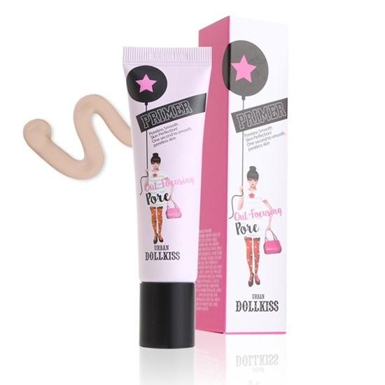 база для макияжа Baviphat Urban Dollkiss Out-Focusing Pore Primer выравнивающий вв крем baviphat urban dollkiss pore blur bb