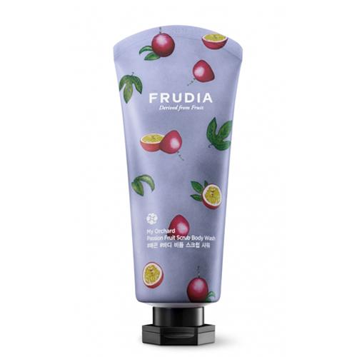 Расслабляющие скрабы для тела с экстрактами фруктов Frudia My Orchard Scrub Body Wash my amazing body machine