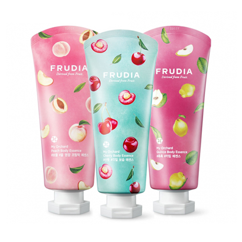 Расслабляющие эссенции для тела с экстрактами фруктов Frudia My Orchard Body Essence my amazing body machine