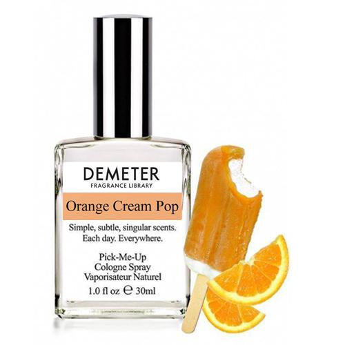 для тела с ароматом апельсинового эскимо Demeter Demeter Апельсиновое эскимо