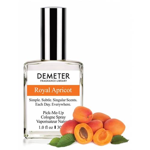 для ухода за телом с ароматом абрикоса Demeter Demeter Королевский абрикос