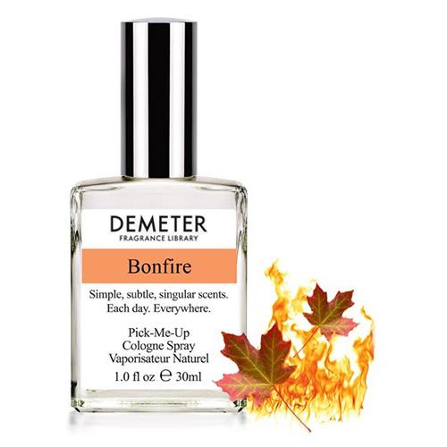 Парфюм для ухода за телом с ароматом костра Demeter  Костер