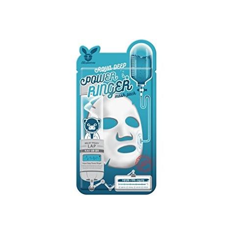 Увлажняющая маска для лица Elizavecca Aqua Deep Power Ringer Mask Pack