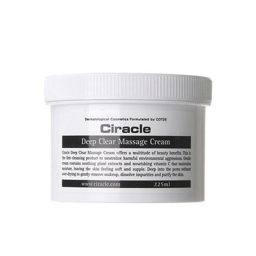 Массажный крем, способствующий глубокому очищению Ciracle Deep Clear Massage Cream