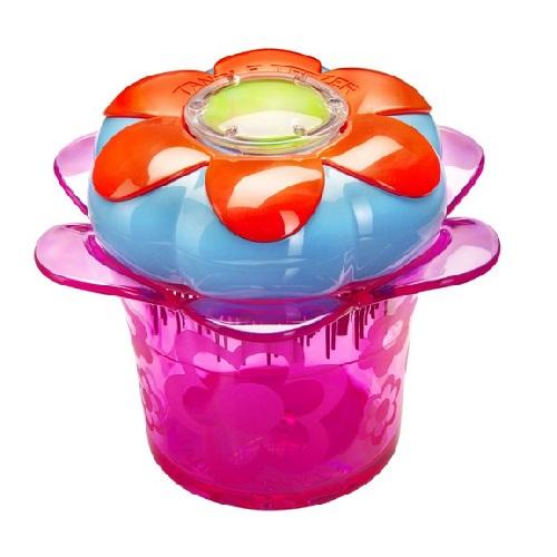 Детская расческа Tangle Teezer Tangle Teezer Magic Flowerpot Popping Purple