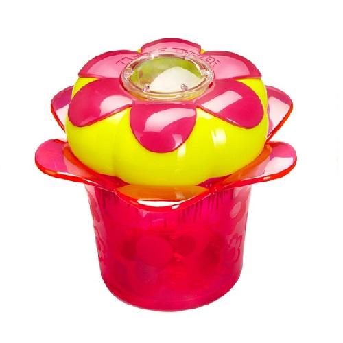 Детская расческа розовая Tangle Teezer Tangle Teezer Magic Flowerpot Princess Pink