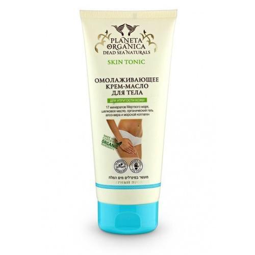 Омолаживающее крем-масло для тела Planeta Organica Dead Sea Naturals крем-масло для тела омолаживающее