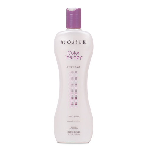 Кондиционер для окрашенных волос BioSilk BioSilk Color Therapy Conditioner 355 ml biosilk color therapy восстанавливающий кондиционер для окрашенных волос color therapy восстанавливающий кондиционер для окрашенных волос 355 мл