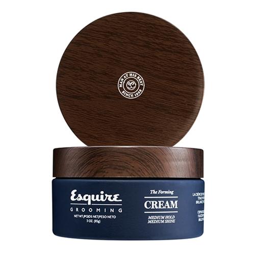 Крем для укладки волос средней степени фиксации Esquire Grooming Esquire The Forming Cream