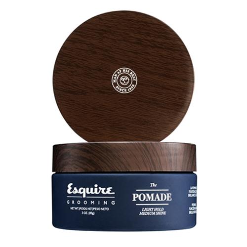 Помада для волос лёгкой степени фиксации Esquire Grooming Esquire The Pomade