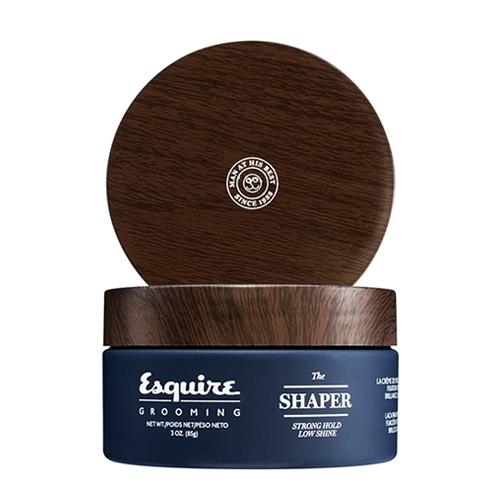 Крем-воск для волос сильной степени фиксации Esquire Grooming Esquire The Shaper