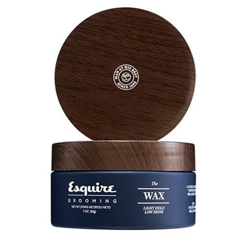 Воск для волос лёгкой степени фиксации Esquire Grooming Esquire The Wax