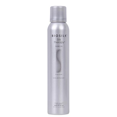 Спрей-блеск Шёлковая терапия для волос BioSilk BioSilk Silk Therapy Shine On Spray 150 g