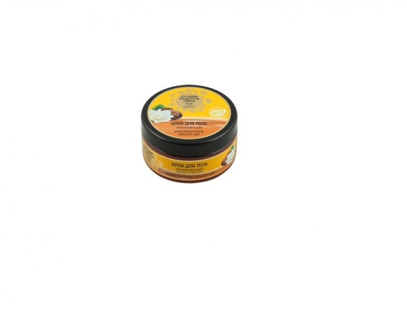 Крем для тела Марокканское масло ши Planeta Organica Лучшие Рецепты Мира крем для тела Марокканское масло Ши