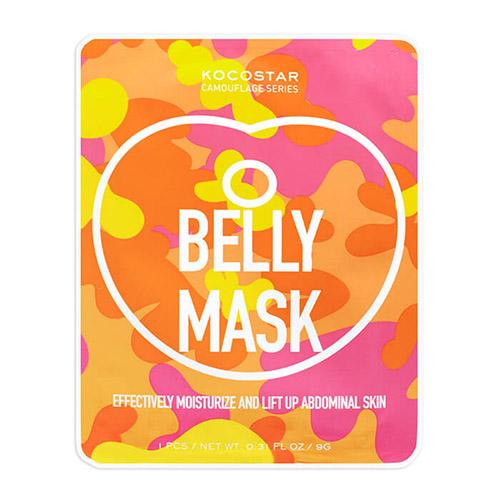 Маска для живота с термо эффектом для похудения Kocostar Kocostar Camouflage Belly Mask kocostar маска слайс для лица клубника slice mask sheet strawberry 20 мл