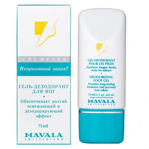 Гель-дезодорант для ног Mavala Mavala Deodorizing Foot Gel