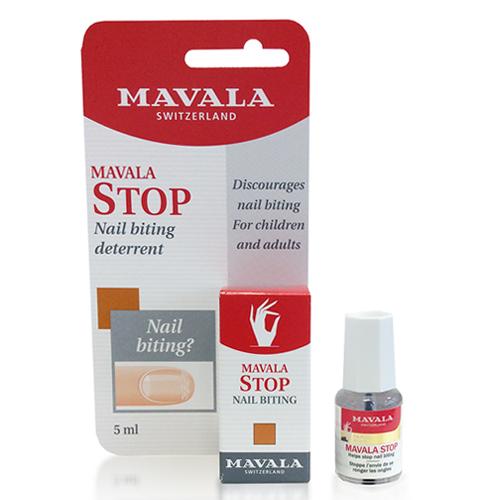 Средство против обкусывания ногтей Mavala Mavala Stop 5 ml средство для снятия лака mavala mavala nail polish remover 50 ml