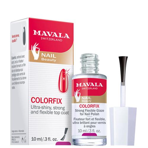 Фиксатор лака Mavala Mavala Colorfix 10 ml средство для снятия лака mavala mavala nail polish remover 50 ml