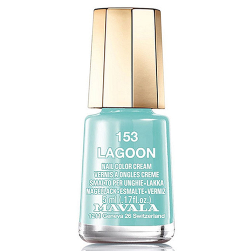 Mavala Mavala Nail Color Cream 153 Lagoon nail dryer high quality 36w uv lamp curing light nail art tools drying lamp led eu us plug beige pink color lamp for manicure