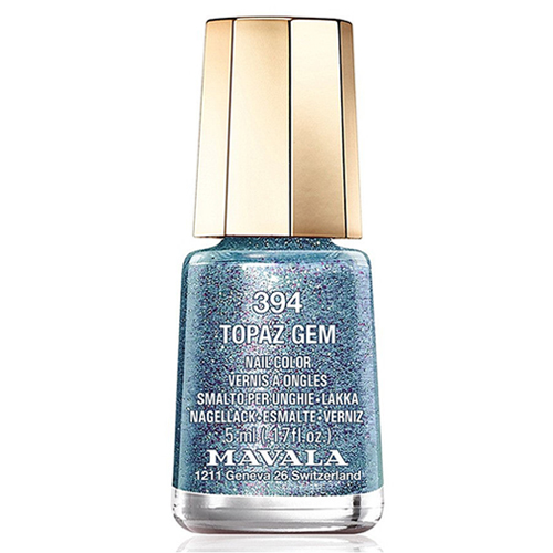 Лак для ногтей Mavala Mavala Nail Color Cream 394 Topaz Gem mavala набор комплекс 3 mavala nail care 1 2 3 manicure a 11 072 1 шт