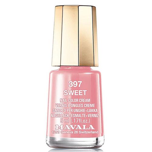 Лак для ногтей без вредных компонентов Mavala Mavala Nail Color Cream 397 Sweet